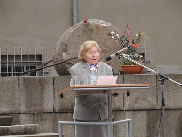 Irma Trksak 2006. Foto: Eva Egermann