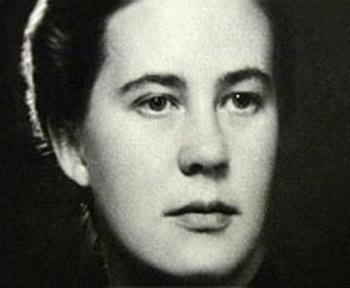Ilse Reibmayr etwa 1942