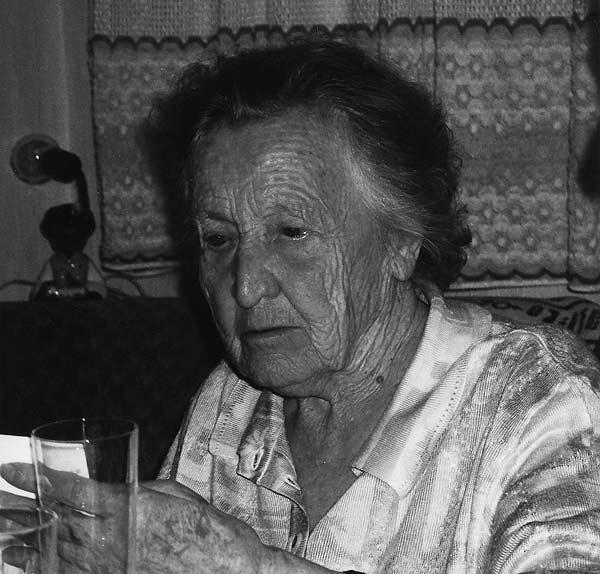 Marianne Krasovec. Foto: Helga Amesberger