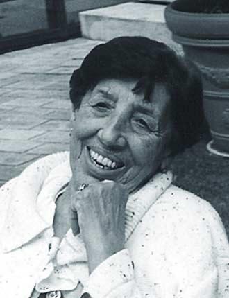 Rosa Winter 1999. Foto: Helga Amesberger